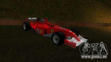 Ferrari F1 pour GTA San Andreas