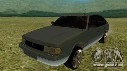 Moskvich 2141-Sviatogor 45 pour GTA San Andreas