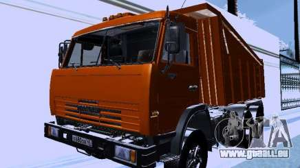 KAMAZ 54115 LKW für GTA San Andreas