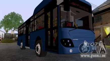 Daewoo Bus BAKU pour GTA San Andreas