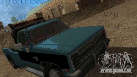 Chevrolet Towtruck für GTA San Andreas