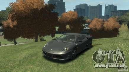 Ferrari F430 Scuderia pour GTA 4