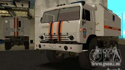 KAMAZ MES Version 2 für GTA San Andreas