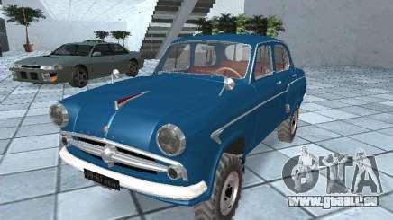 Moskvitsch 410 4 x 4 für GTA San Andreas