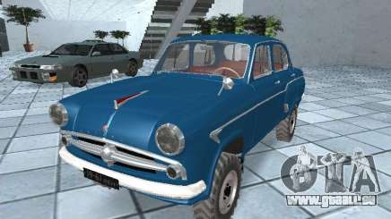 Moskvitch 410 4 x 4 pour GTA San Andreas