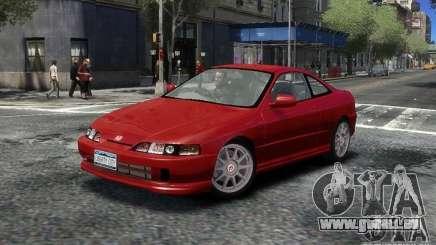 Honda Integra Type R für GTA 4