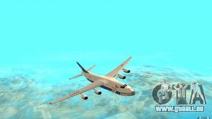 L'an-124 Ruslan pour GTA San Andreas