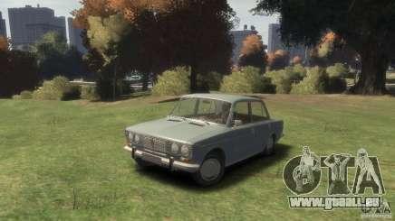 VAZ 2103 pour GTA 4