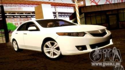 Acura TSX V6 für GTA San Andreas