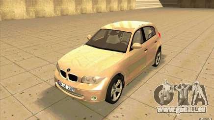 BMW 118i für GTA San Andreas