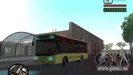 A099 LAZ (SitiLAZ 8) pour GTA San Andreas
