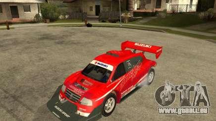 Suzuki Escudo Pikes Peak pour GTA San Andreas
