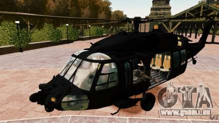MH-60K Black Hawk pour GTA 4