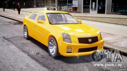 Cadillac CTS Taxi für GTA 4