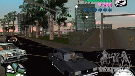 VAZ 2105 für GTA Vice City