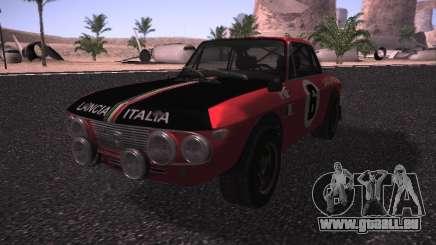 Lancia Fulvia Rally pour GTA San Andreas