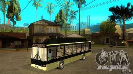 LIAZ 5256 für GTA San Andreas