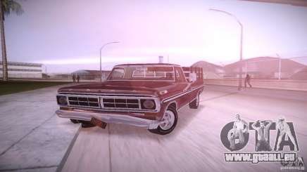 Ford F-100 1981 pour GTA Vice City