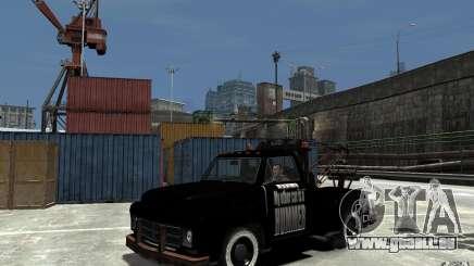 Black Towtruck für GTA 4