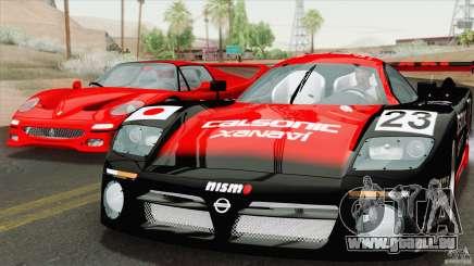 Nissan R390 GT1 1998 v1.0.1 pour GTA San Andreas