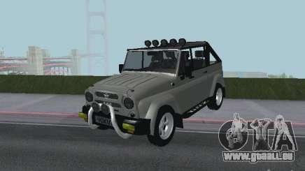UAZ-3159 für GTA San Andreas