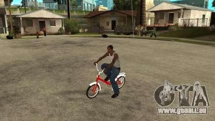 Tair GTA SA moto Moto pour GTA San Andreas