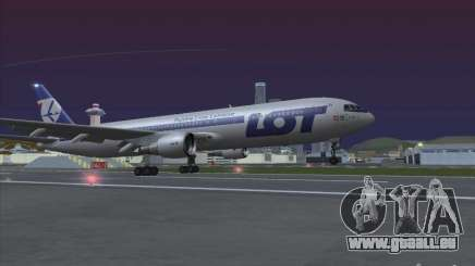 Boeing 767-300 LOT Polish Airlines für GTA San Andreas
