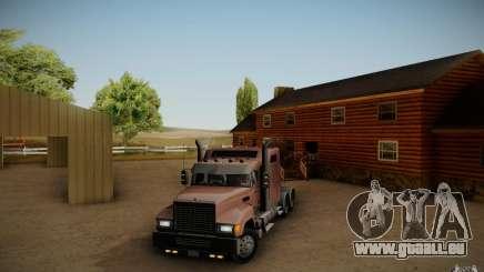 Mack Pinnacle Rawhide Edition pour GTA San Andreas