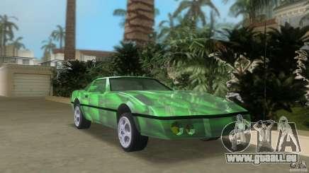 Reptilien banshee pour GTA Vice City