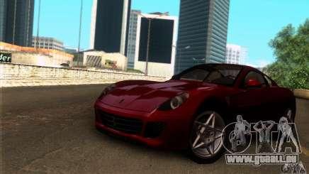 Ferrari 599 GTB Fiorano für GTA San Andreas