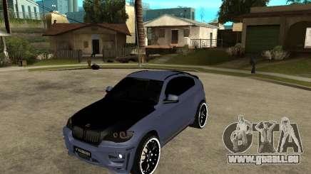 BMW X6 M HAMANN für GTA San Andreas