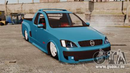 Chevrolet Montana FIXA für GTA 4