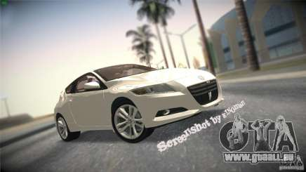 Honda CR-Z 2010 V1.0 pour GTA San Andreas