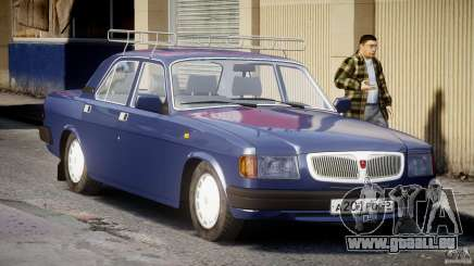 GAZ Volga 3110 pour GTA 4