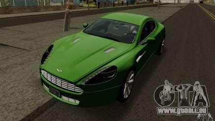 Aston Martin Rapide 2010 V1.0 für GTA San Andreas