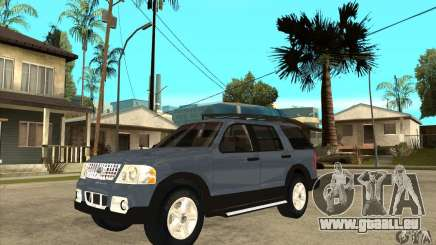 Ford Explorer 2004 pour GTA San Andreas
