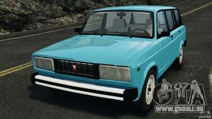 VAZ-2104 [Final] pour GTA 4