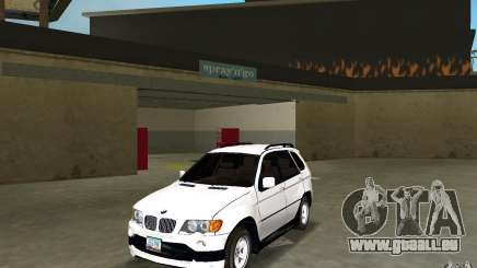 BMW X5 für GTA Vice City
