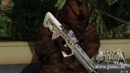 Tavor Tar-21 Steeldigital für GTA San Andreas