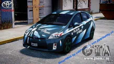 Toyota Prius 2011 PHEV Concept für GTA 4