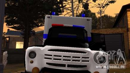 ZIL 130 Police pour GTA San Andreas