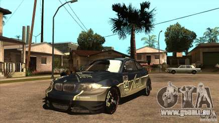 BMW 135i Coupe GP Edition Skin 3 für GTA San Andreas