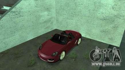 Porsche Boxster für GTA San Andreas