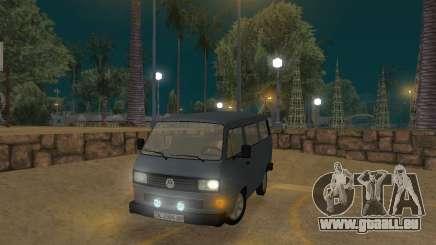 Volkswagen Transporter T3 für GTA San Andreas
