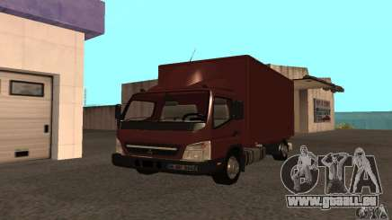 Mitsubishi Fuso Center für GTA San Andreas