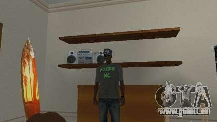 Noize Mc Tee pour GTA San Andreas