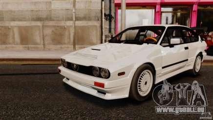 Alfa Romeo GTV6 1986 für GTA 4