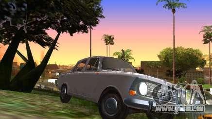 AZLK-412 für GTA San Andreas