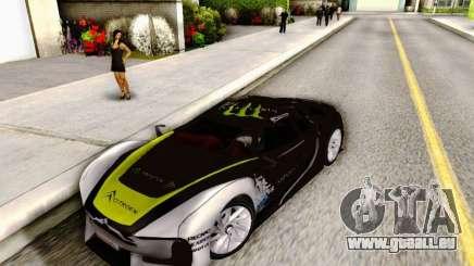 Citroen GT Gymkhana für GTA San Andreas