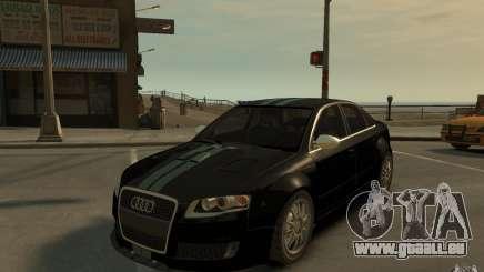 Audi RS4 pour GTA 4